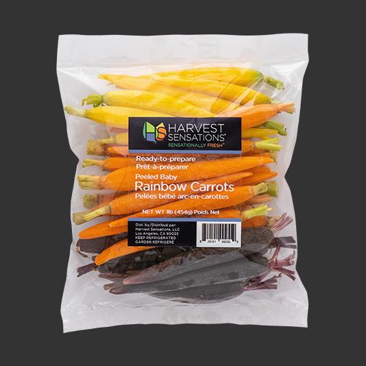 Rainbow-Carrots